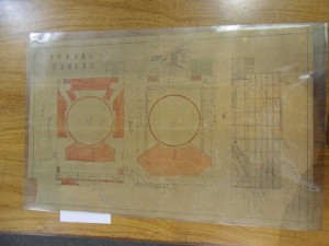 Tudor's Circus Plans - From the Tyne & Wear Archives