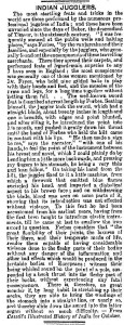 The Northern Echo, October 10, 1890