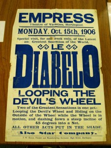 Le Diabelo Poster - From the Tyne & Wear Archives